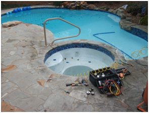 Pressure testing nps leak detection nps leak detection for Swimming pool pressure test plugs