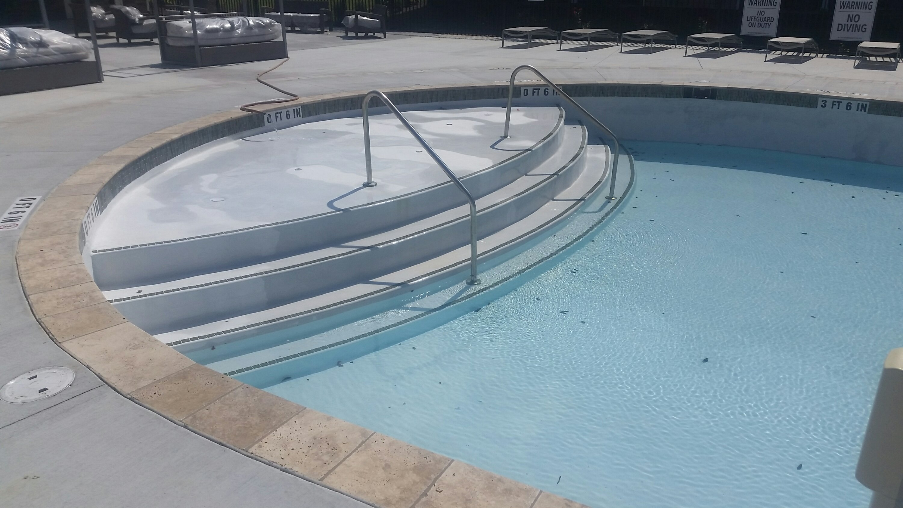 Pool leak repair nps leak detection How to fix a swimming pool leak