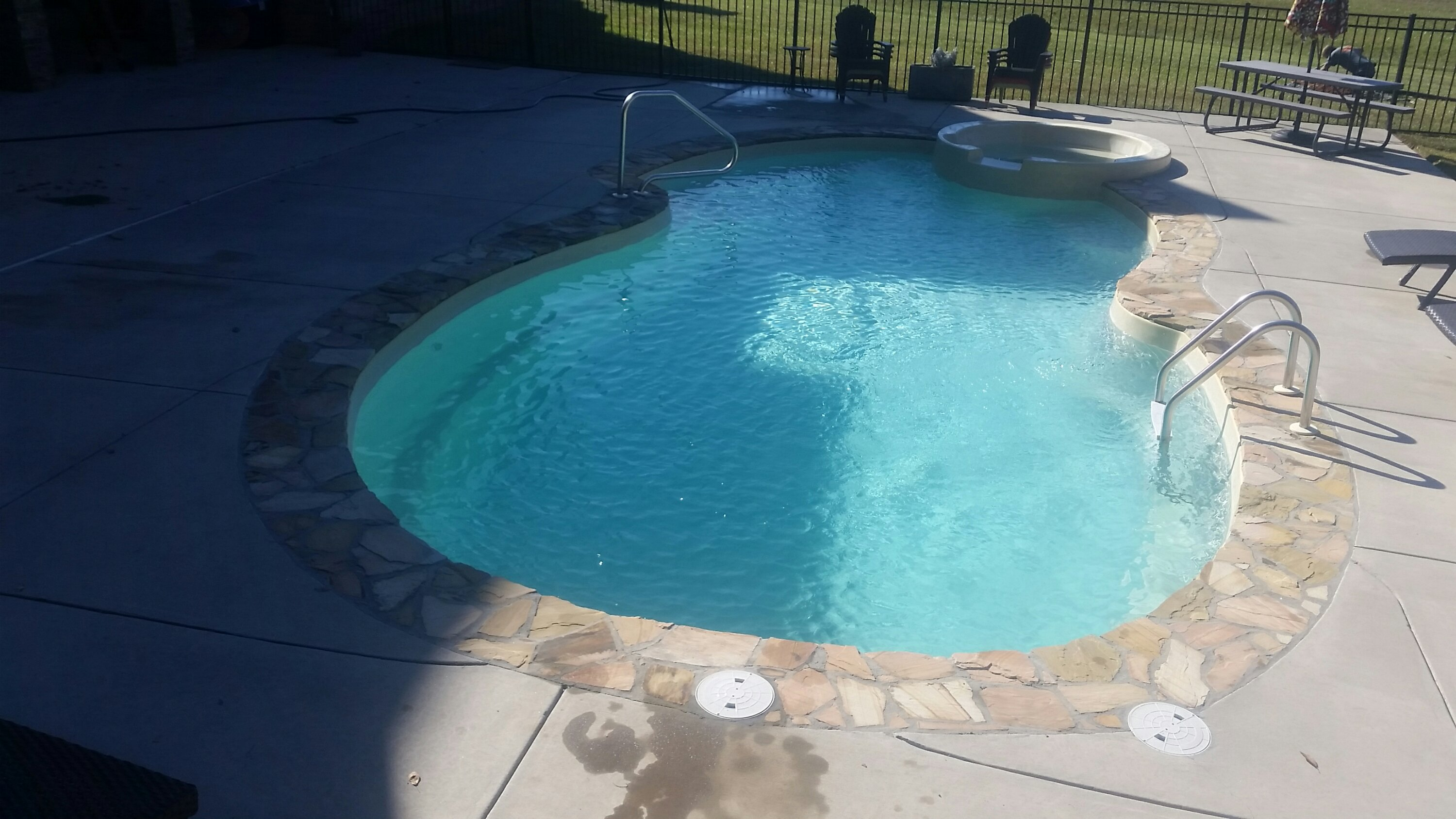 How To Repair A Swimming Pool Leak Nps Leak Detection